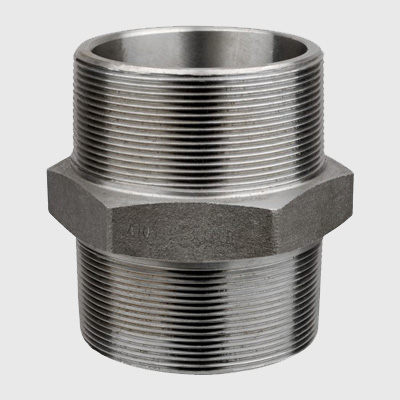 Carbon Steel Hex Nipple