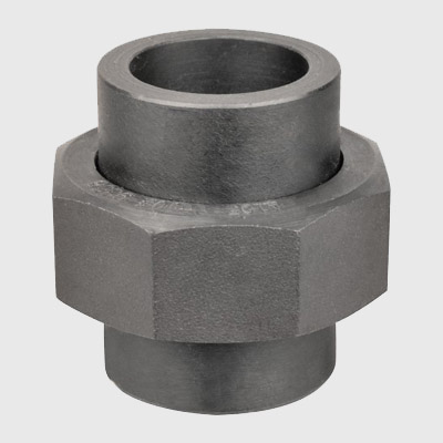 Carbon Steel Socket Weld Union