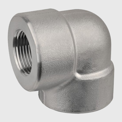 Stainless Steel 90D Elbow