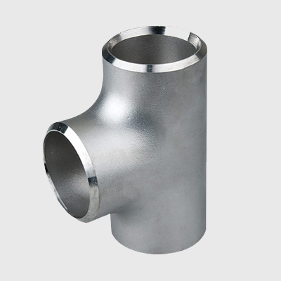 Butt Weld pipe fittings + Tee